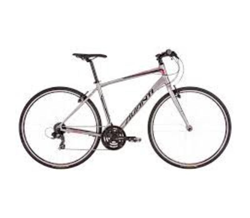 Avanti Giro F1 Light Grey/Red