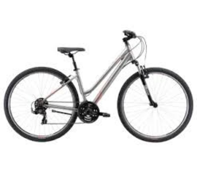 Avanti Discovery 1 Low Bike Silver