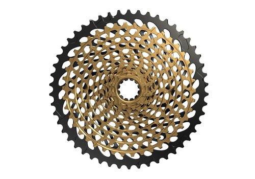 SRAM CASSETTE 12SPD XG-1299 10-52T GOLD