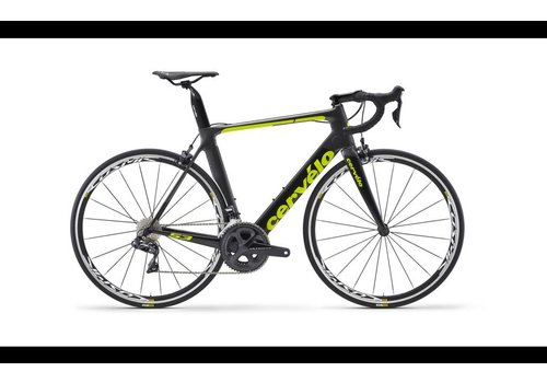 Cervelo Cervelo S3 ULT 8000 56cm Medium Black/Fluoro Yellow