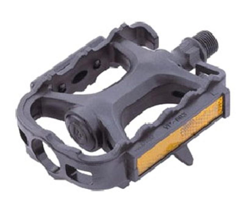 BPW Mountain Bike Resin Pedals 9/16""