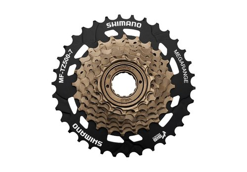 Shimano Shimano Mf-Tz500 7-Speed 14-28 Multi Freewheel