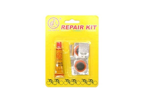 BPW Bike Tube Repair Patch Kit
