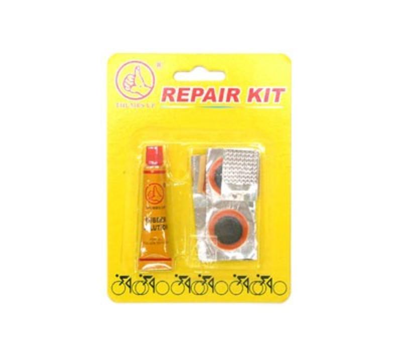 BPW Bike Tube Repair Patch Kit