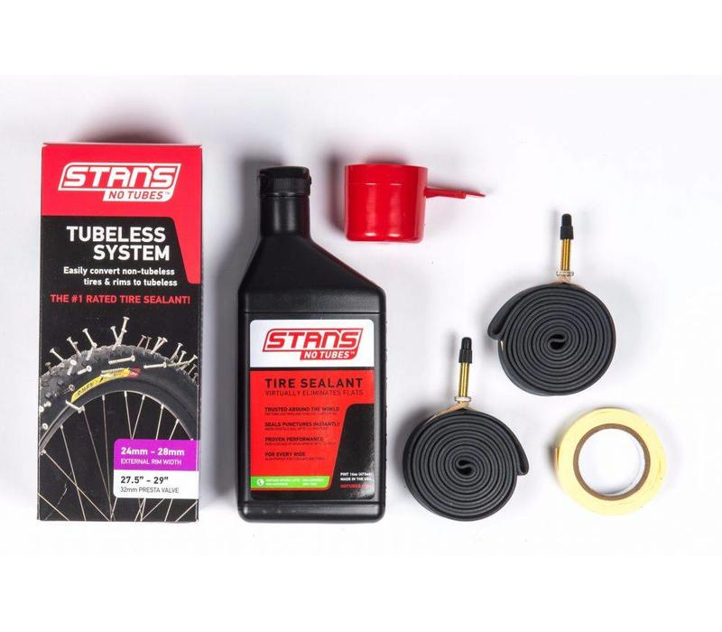 Stans NoTubes Tubeless Kit - Purple 27.5/29 All Mountain