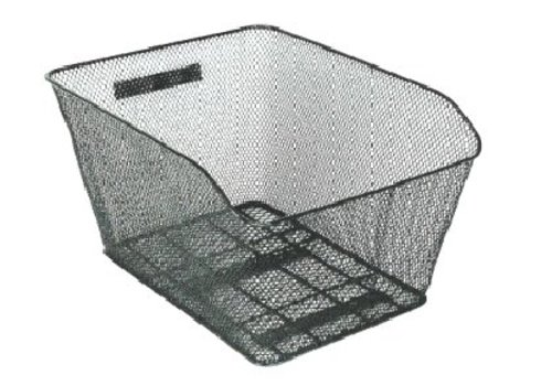 BPW Rear Bike Basket Mesh W/ Fittings