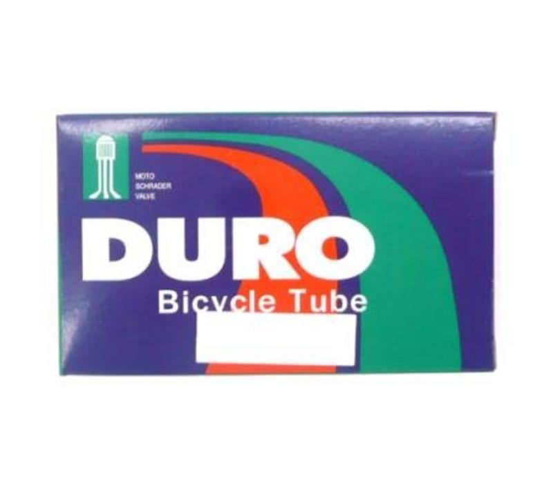 Duro Bike Tube 18 X 1.5/1.75 Schrader Valve A/V