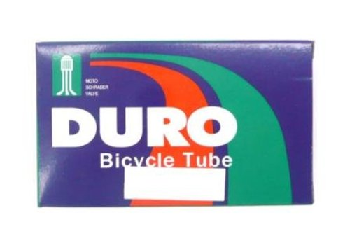 Duro Bike Tube 12.1/2 X 2.1/4 Schrader Valve A/V