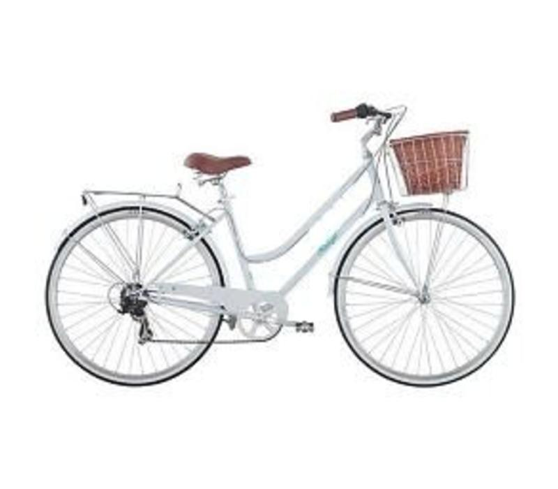 Raleigh Copenhagen 1 Bike White