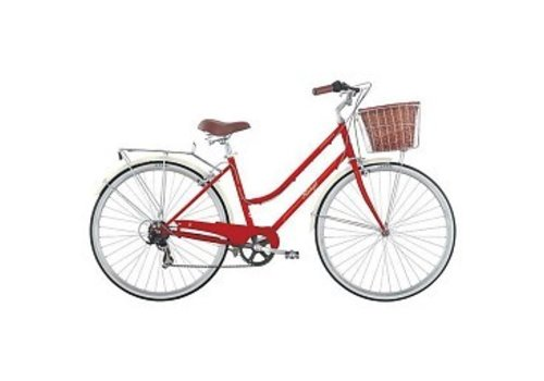 Raleigh Raleigh Copenhagen 1 Bike Red
