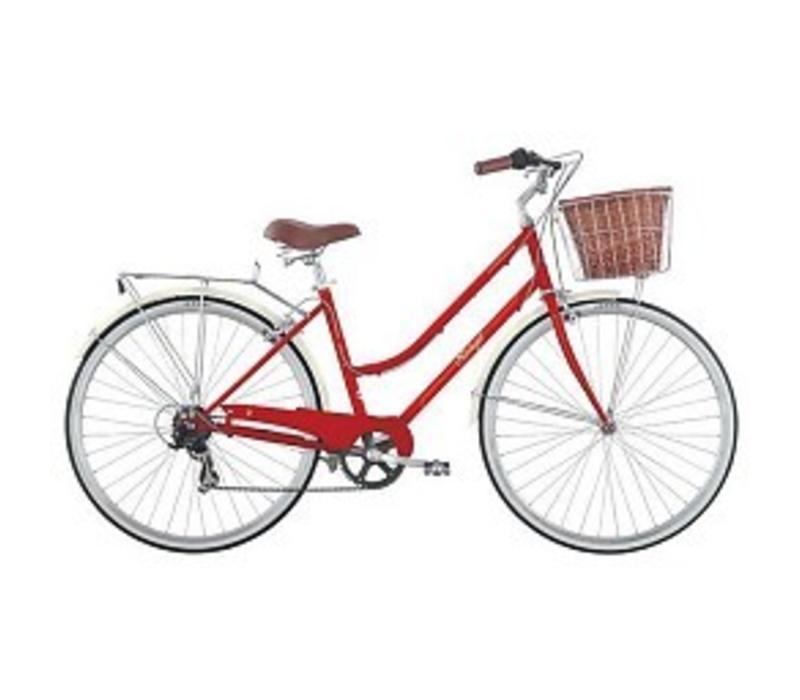 Raleigh Copenhagen 1 Bike Red