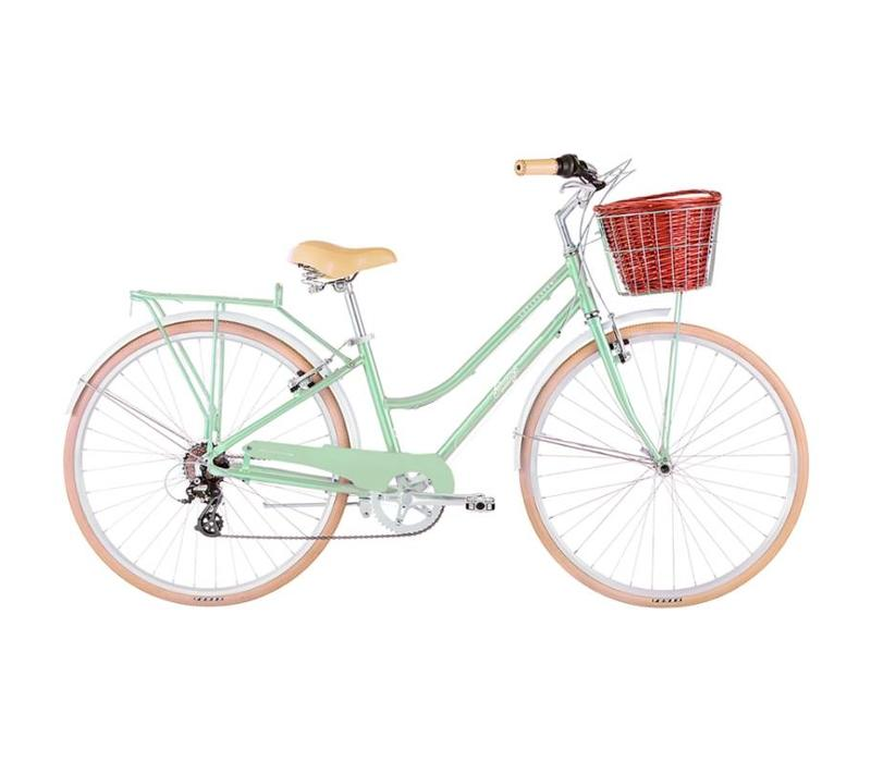 Raleigh Copenhagen Lite Bike Mint