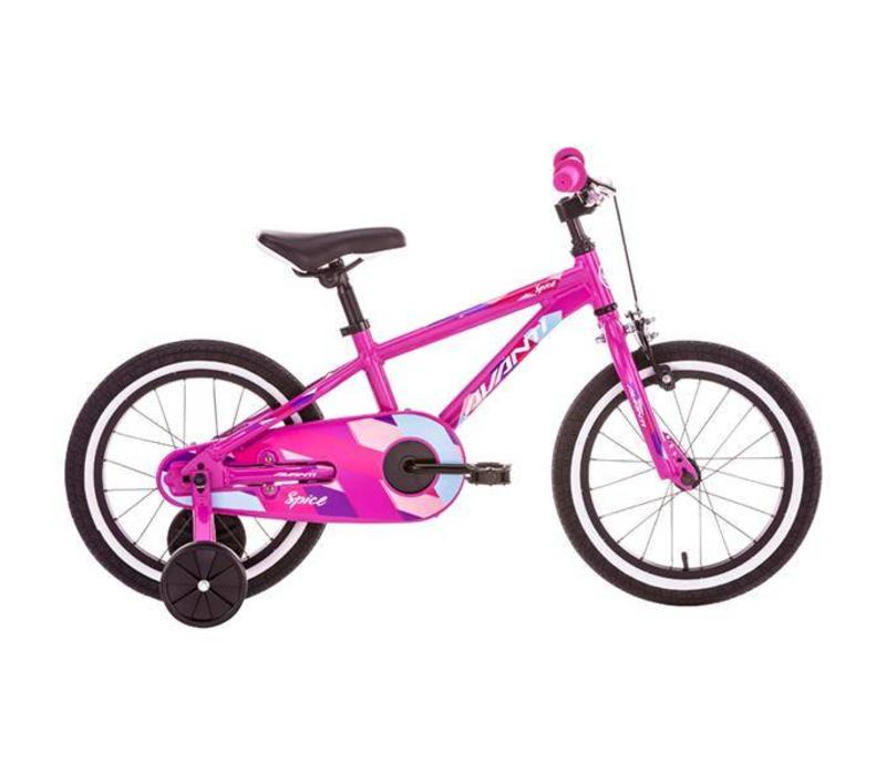 "Avanti Spice 16"" Kids Bike Pink"