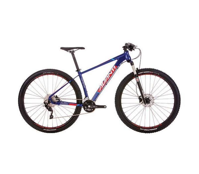 Avanti  Competitor 9.1 Mountain Bike Blue
