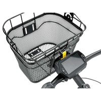Topeak Front Bike Basket Black