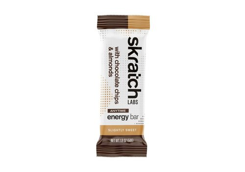 Skratch labs Skratch Labs Anytime Energy Bars - Chocolate Chips & Almonds