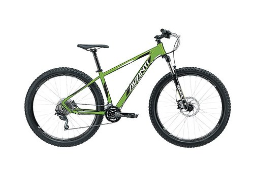Avanti Avanti Montari Plus Mountain Bike Green