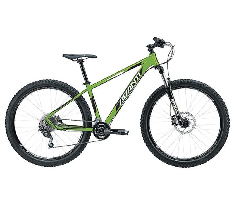 Avanti Montari Plus Mountain Bike Green