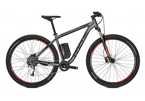 Focus Focus Whistler 2 Electric Hardtail 29er Mountain Bike Grey