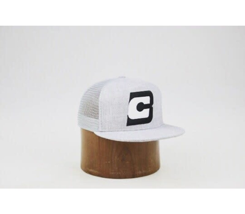 BC or 3 Snapback Blue Cycles