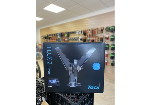 TACX Tacx Flux 2 Smart Trainer with Cassette