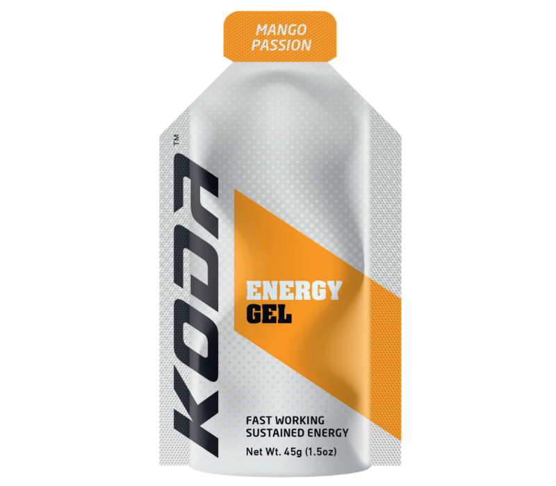 Koda Energy Gel Mango Passion 45g