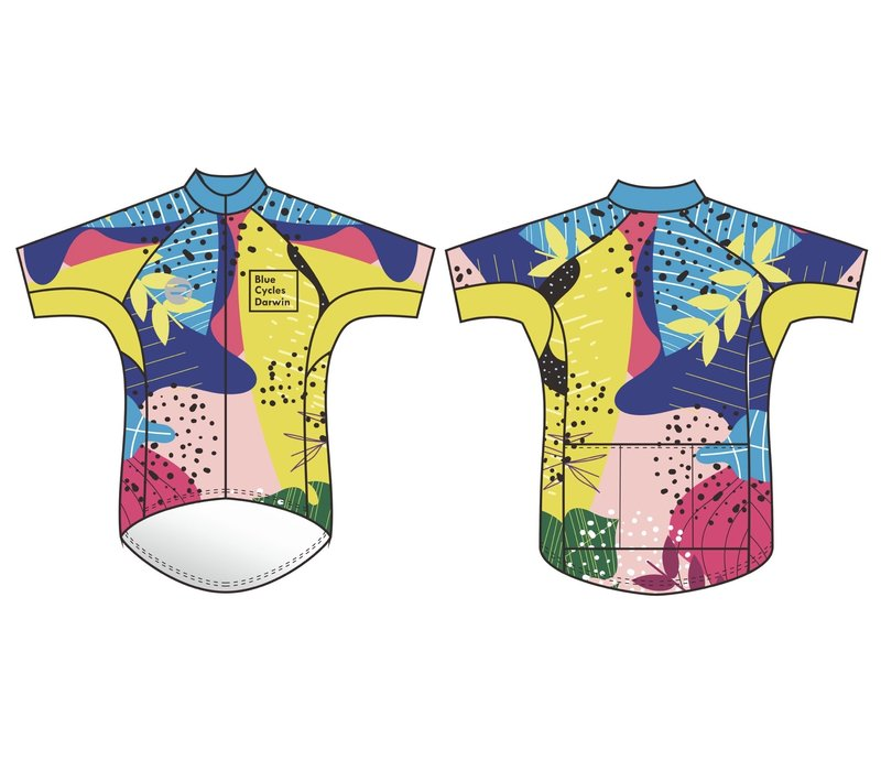 Pro Cycling Jersey New Dawn Collection