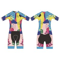 Tri Suit Half Sleeve Men's New Dawn Collection