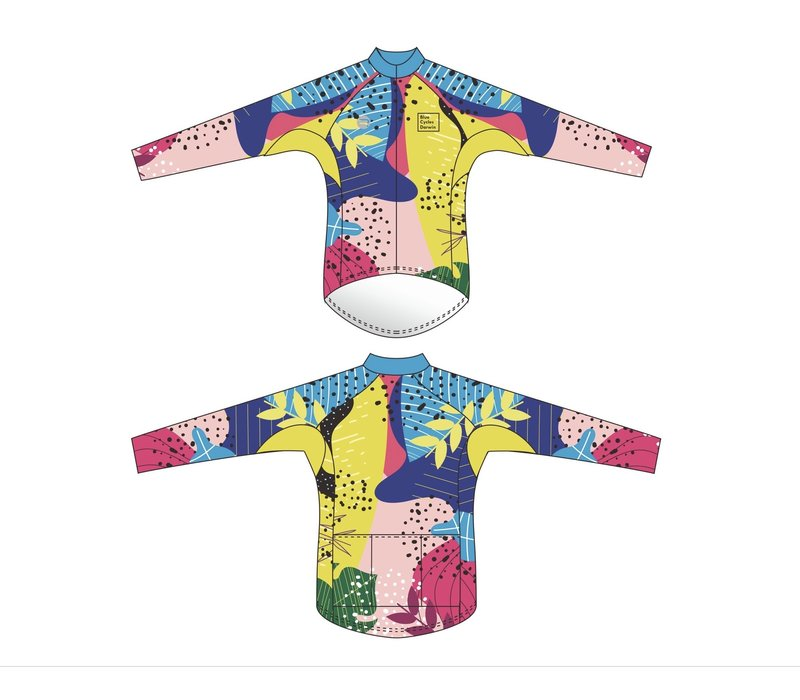 Pro Long Sleeve Cycling Jersey New Dawn Collection