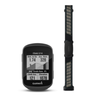 Garmin Edge 130 Plus HRM Bundle
