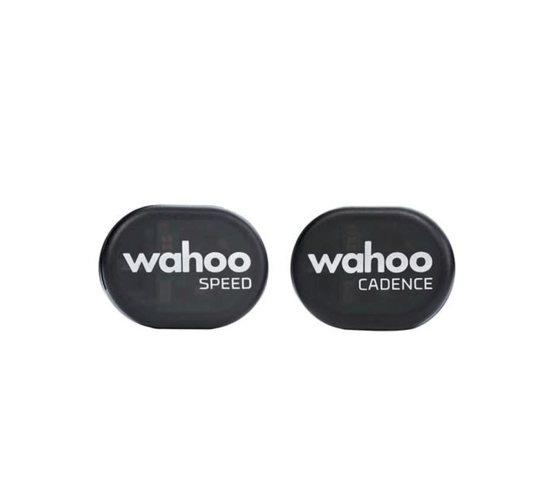 Wahoo RPM Speed & Cadence Sensor Bundle