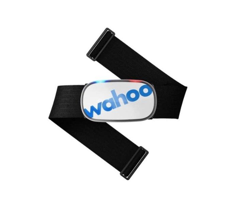 Wahoo TICKR HEART RATE MONITOR GEN 2 - White