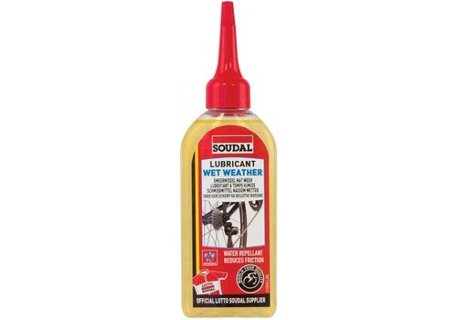 Soudal WET  WEATHER LUBE 100ML