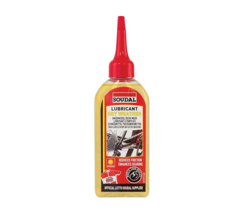 SOUDAL DRY WEATHER LUBE 100ML