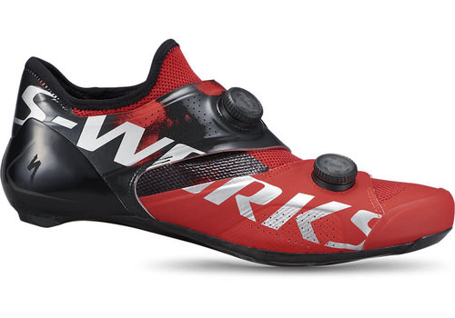 Specialized Specialized S-Works Ares Road Shoes - Red