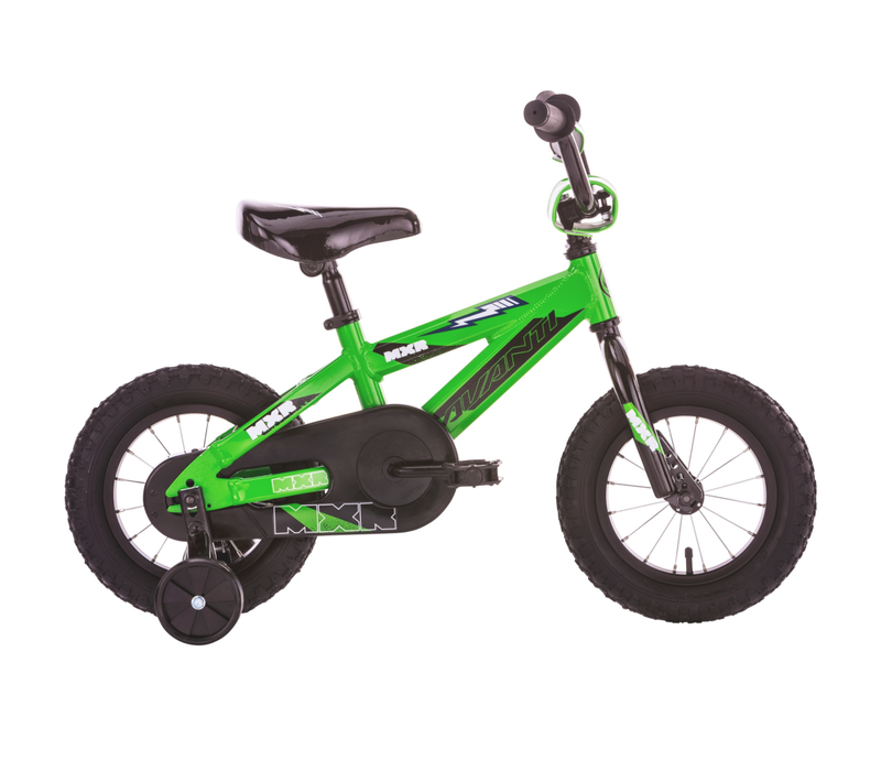 "Avanti MXR 12"" Green / Purple"
