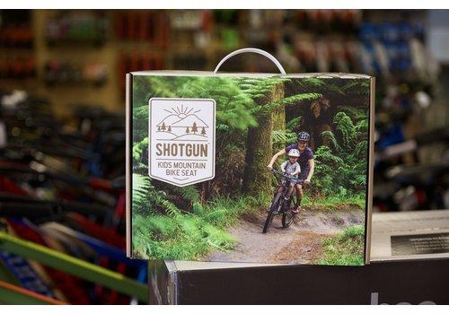 Shotgun Shotgun Front Mounted Children's Bike Seat