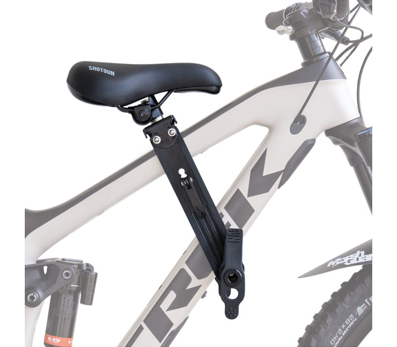 Shotgun Front Mounted Children's Bike Seat