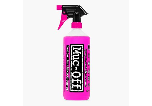 Muc Off Muc Off Cleaner Nano Wash Pink 1L