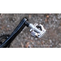 Shimano SPD M520 XC Pedals Silver