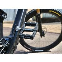 Scudgood Pro Flat Pedal Black