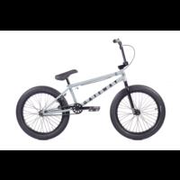"Gateway 20""  Flat Grey BMX Complete Bike"