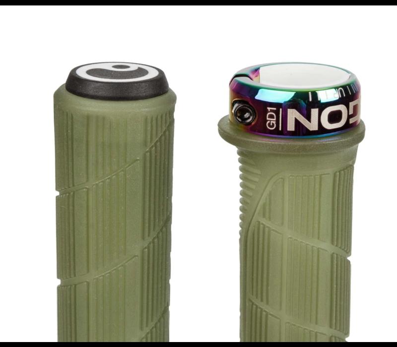 Ergon Grip GD1 Evo Factory Frozen Moss / Oil Slick