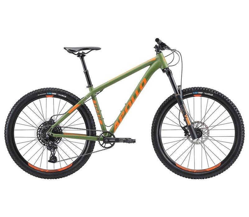 Trail 30 Matte Green/Orange