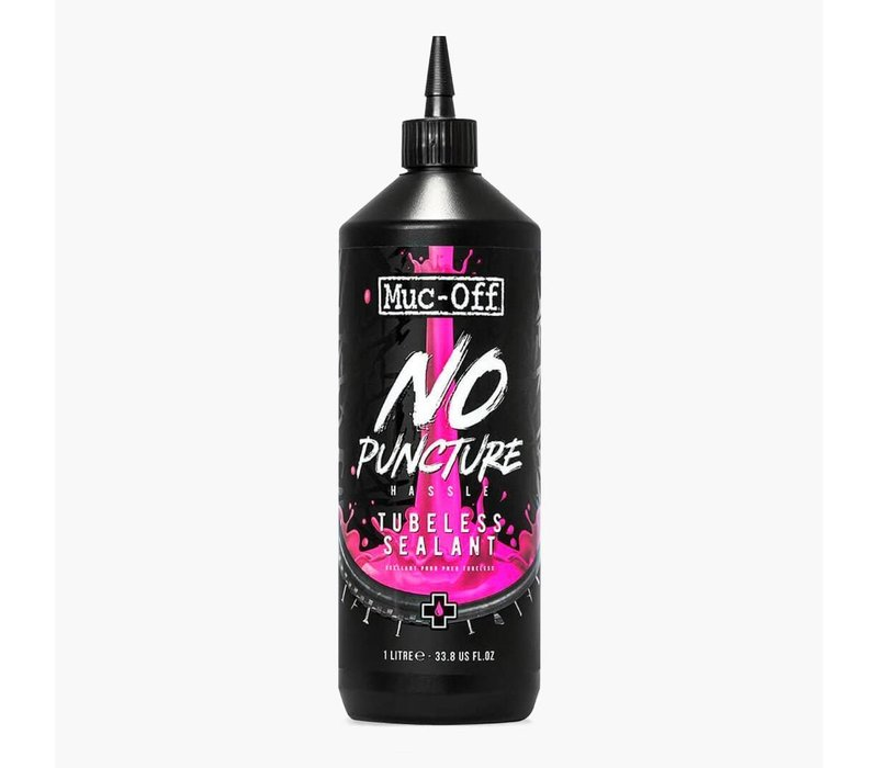 No Puncture Hassle Tubeless Sealant 1L