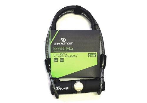 Syncros U Lock with Loop Cable