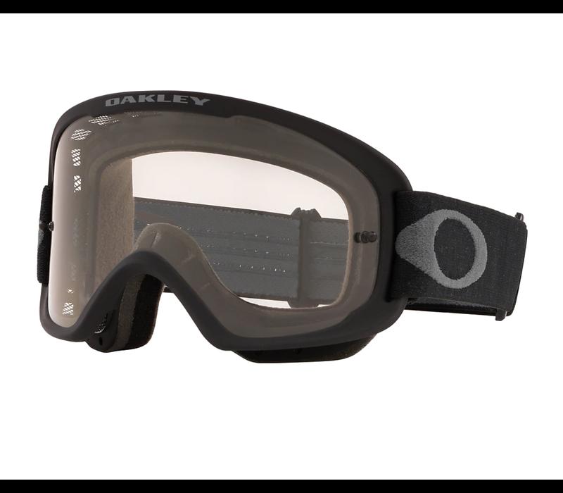 O Frame 2.0 Pro MTB Goggle Black Gunmetal /  Clear