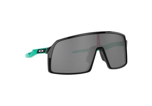 Oakley Sutro Polished Black (Turq Arms) / Prizm Black