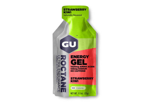 GU Energy GU Roctane Energy Gel, Strawberry Kiwi single