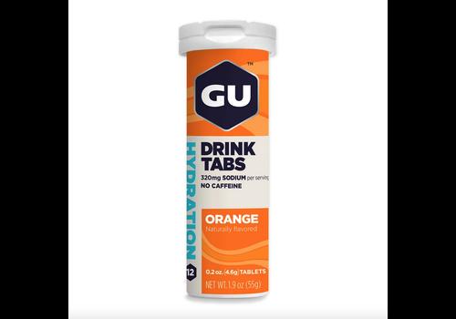 GU Energy GU Hydration Drink Tablets, Orange single
